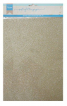 Decoration Soft Glitter Papier - Platinum