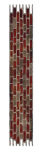 Decorative Strip Die - Brick Wall