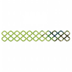 Decorative Strip Die - Label Trellis
