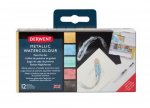 Derwent Metallic Paint Pan Set