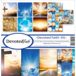 Devoted Faith 12x12 Collection Kit