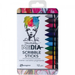 Dina Wakley Media Scribble Sticks 2