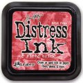 Distress Ink Kissen - Fired Brick