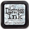 Distress Ink Kissen - Weathered Wood