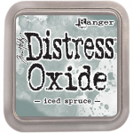Distress Oxide Ink Pad - Iced Spruce