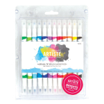 DoCrafts Artiste Dual-Tip Brush Marker - Bright