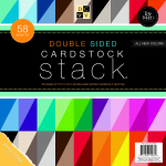 Double Sided Cardstock Stack