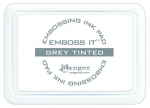 Emboss-It Ink Pad - Grey