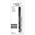 Emboss It Pens - Black and Clear