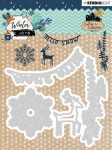 Embossing Die - Winter Joys Nr. 229