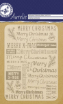 Embossing Folder - Christmas Sentiments