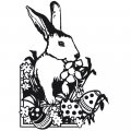 Embossing Folder - Easter Bunny