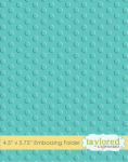 Embossing Folder - Lots Of Dots