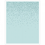 Embossing Folder - Snowfall Speckles