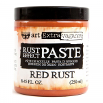 Extravagence Rust Effect Paste - Red