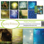 Fairy Forest 12x12 Collection Kit