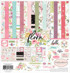 Flora No. III 12x12 Collection Kit