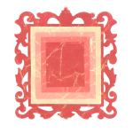 Framelits Die Set - Frame Square Ornate Edge