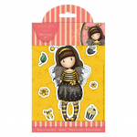 Gorjuss Rubber Stamps - Bee-Loved