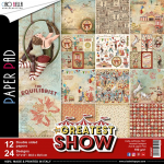 Greatest Show 12x12 Paper Pack