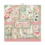 House of Roses 8x8 Paper Pack