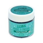IZINK Embossing Powder - Topaz Paillete