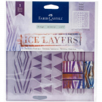Ice Layers Adhesive Textures - Tribal