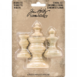 Idea-Ology Wooden Vignette Finial Set