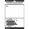 Inkssentials Watercolor Paper - White (8,5x11inch)
