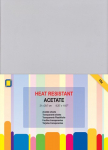 JeJe Transparant Sheets heat resistant A4