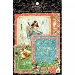Joy To The World Ephemera Cards