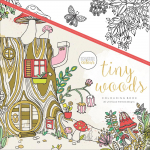 KaiserColour Tiny Woods Perfect Bound Coloring Book