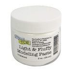 Light and Fluffy Modeling Paste