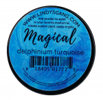 Lindys Stamp Gang Magical - Delphinium Turquoise
