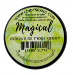 Lindys Stamp Gang Magical - Edelweiss Moss Green
