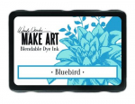 MAKE ART Dye Ink Pad - Bluebird