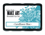 MAKE ART Dye Ink Pad - Cornflower Blue