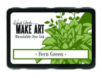 MAKE ART Dye Ink Pad - Fern Green