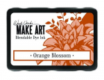 MAKE ART Dye Ink Pad - Orange Blossom