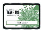 MAKE ART Dye Ink Pad - Peat Moss