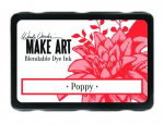 MAKE ART Dye Ink Pad - Poppy