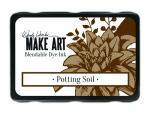 MAKE ART Dye Ink Pad - Potting Soil