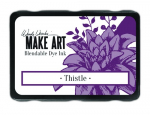 MAKE ART Dye Ink Pad - Thistle