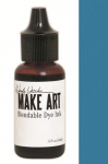 MAKE ART Dye Reinker - Bluebird
