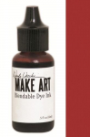 MAKE ART Dye Reinker - Red Geranium