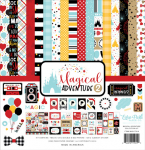 Magical Adventure 2 12x12 Collection Kit