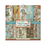 Mechanical Sea World 8x8 Paper Pack