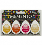 Memento Dew Drop 4er Pack - Golden Sunset