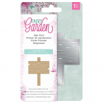 Metal Cutting Die - Fairy Garden Sign Post