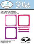 Metal Cutting Die - Fancy frame edges